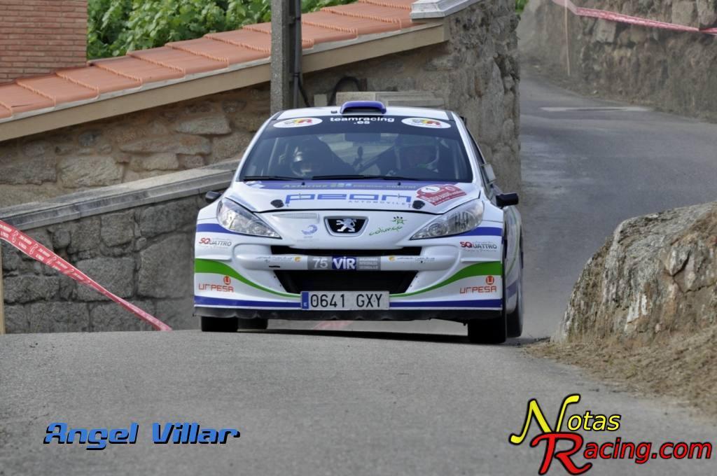 Peugeot 207 S2000 - Jonathan Pérez y Enrique Velasco