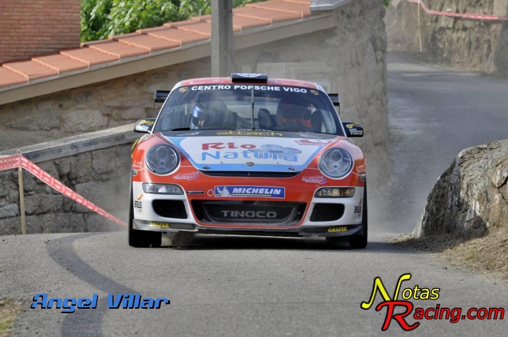 Porsche 911 GT3 Cup R - Sergio Vallejo y Diego Vallejo