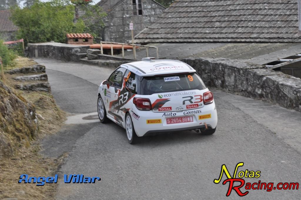 Citroën DS3-R3T - Enrique García  y Pablo Marcos