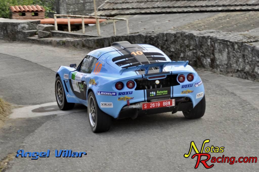 Lotus Exige GT - Francisco Cima y Pablo González