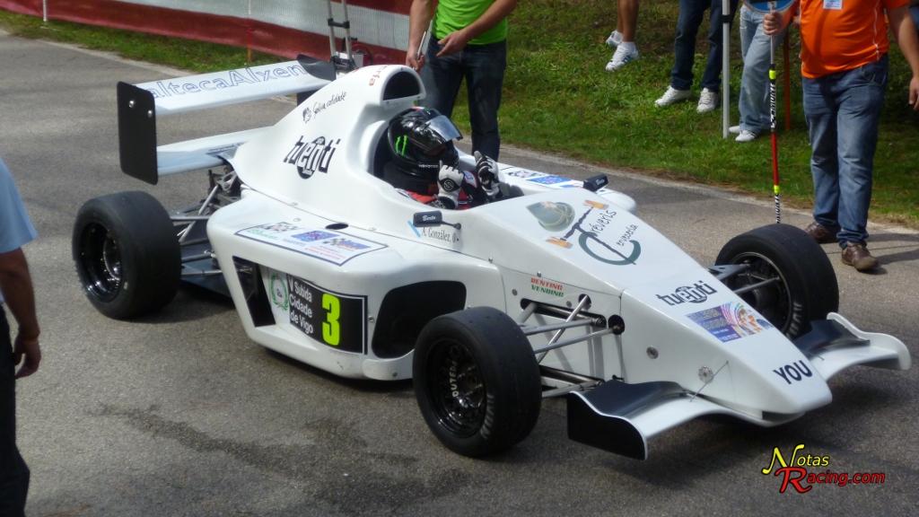 Alberto Gonzalez Nogueira - Formula Outeda