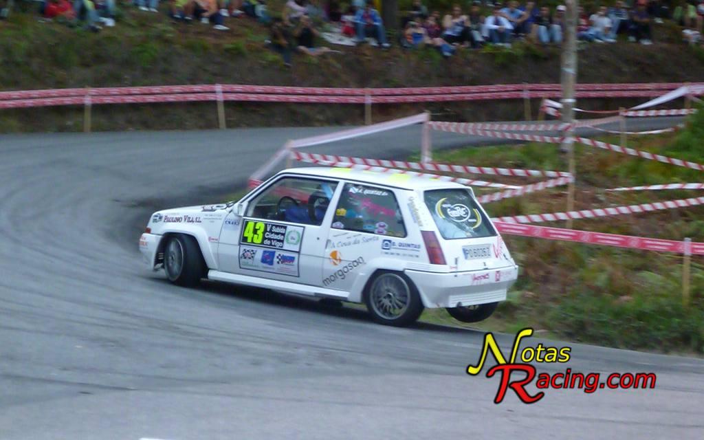 Alfonso Quintas - Renault Super5 GT Turbo