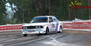Rubén Blanco BMW 320i e21