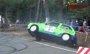 Rubén Fernández Santoro - Opel Corsa GSI