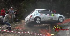 Alfonso Prieto - Peugeot 205 Rallye