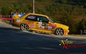 Victor Magariños y José L. Estévez - BMW e30 M3