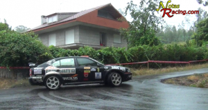 Skoda Octavia WRC - Rovberto Blach