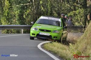 Miguel Ángel Castro - Citroën Saxo VTS 16V