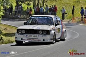 Rubén Blanco - BMW 320i e21