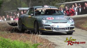 Porsche 911/997 GT3 - Miguel Fuster - 45 Rallye de Ourense 2012