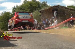 Salto de San Pedro de Rocas Rallye de Ourense 2011