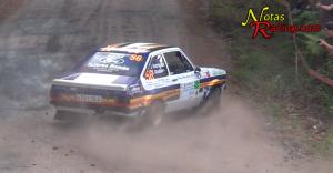 Juan José Rodríguez - Ford Escort MKII preparado por RSM