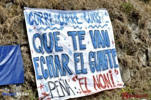 Cartel - Peña el Noni