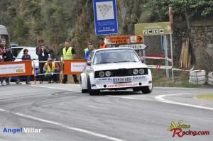 39 Subida a Chantada - Rubén Blanco - BMW 320i e21
