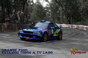 José Pose - Subaru Impreza WRC 99