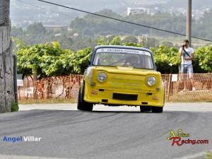 Juan González - Simca 1000 Rallye