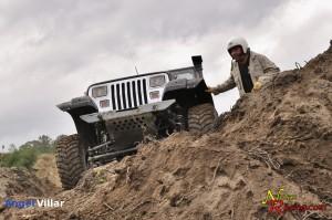David y Amador Pérez  - Jeep Wrangler
