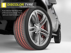 DiscolorTyre