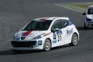Trofeo RACE de Turismos Jarama 2013 - Moisés Ruiz