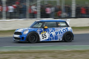 Trofeo RACE de Turismos Jarama 2013 - J. Llorente