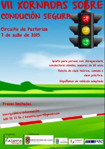 VII Jornadas de conducción segura