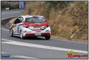 Jose A. Iglesias - Peugeot 208 R2