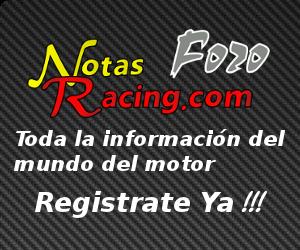 Foro NotasRacing