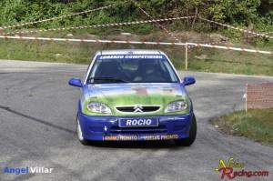 Citroën Saxo VTS - Rocío