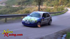 Citroën Saxo - Rocío Lorenzo