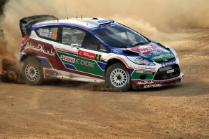 Latvala WRC Portugal 2011