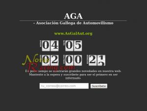 AGA - Asociación Gallega de Automovilismo