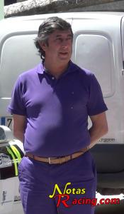 Ivan Corral - presidente FGA
