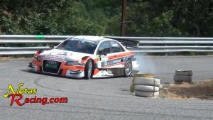J. A. López Fombona - Audi A4 DTM