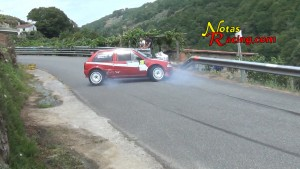 Daniel Domínguez Beiro - Citroën AX Gr. P