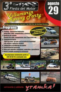 3ª Villamarín Racing Party