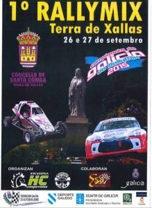 Cartel 1º RallyMix Terra de Xallas