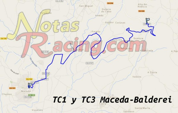 TC1yTC3–Maceda-Baldrei