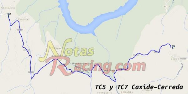 TC5yTC7–Caxide–Cerreda