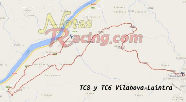 TC8yTC6–Vilanova – Luintra