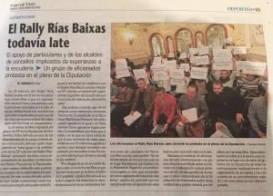 Noticia de Faro De Vigo